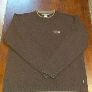 The North Face lambswool sweater